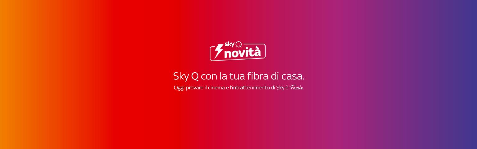 Sky sul digitale terrestre
