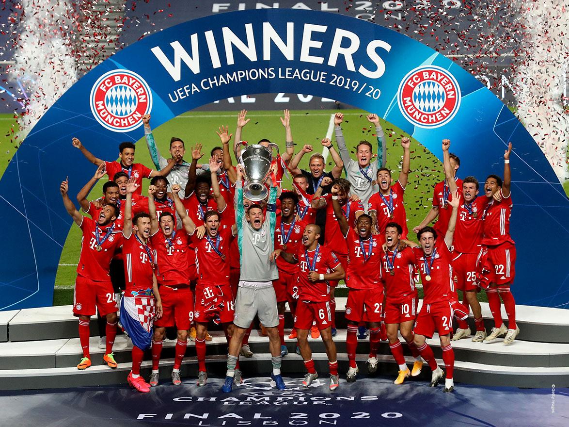 Champions League 2021 Sky