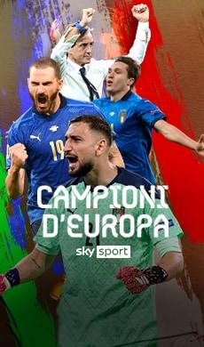 Italia campione d'Europa: LO SPECIALE