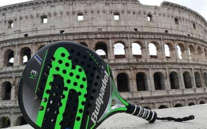 Europei padel a Roma: le fasi finali su Sky Sport
