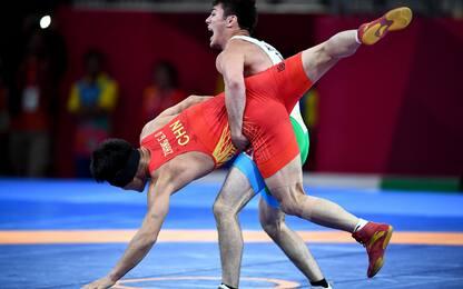 Coronavirus, stop ai lottatori cinesi in Cina