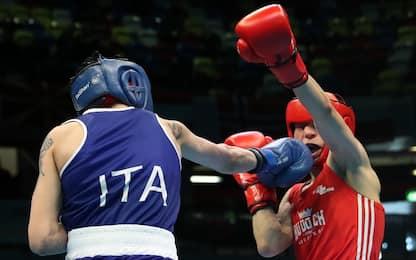Londra, subito 4 vittorie per la boxe azzurra