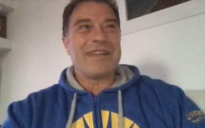 """Antonio Rossi: """"Sostenere lo sport dopo emergenza"""""""