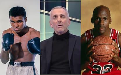 "Buffa: ""Ali era speranza, Jordan dominio mentale"""