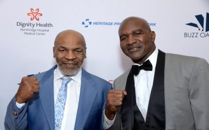 Tyson-Holyfield, ci sarà il terzo match?
