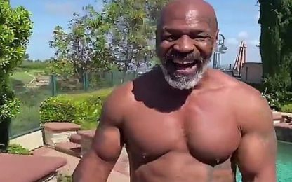 """Tyson, a breve il ritorno sul ring: """"Sono pronto"""""""