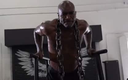 Holyfield pronto per Tyson: allenamenti durissimi