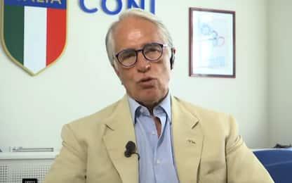 """Malagò: """"Zanardi simbolo di tutto lo sport"""""""