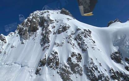 Monte Bianco, morti due alpinisti italiani