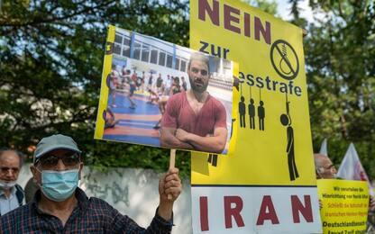"""Iran, Cio """"scioccato"""" per esecuzione wrestler"""