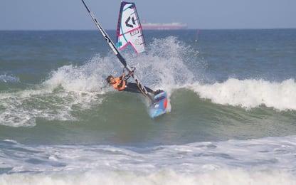 Windsurf, Gasperini argento mondiale U15