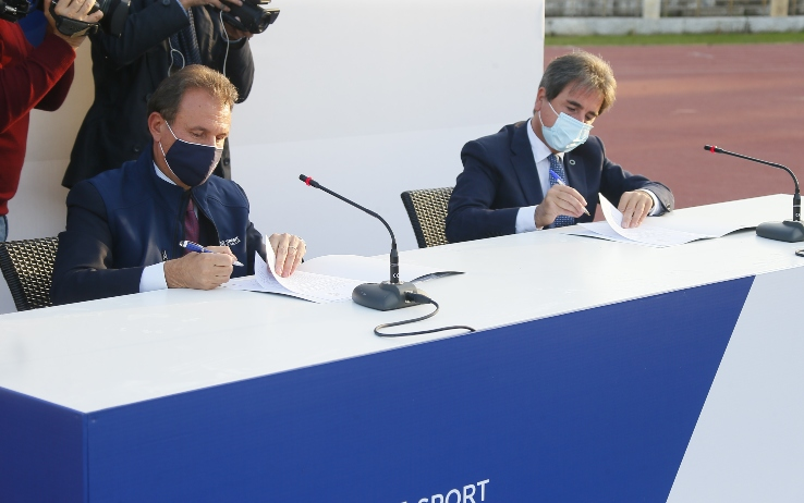 Accordo Tra Sport E Salute E Anci Parchi Attrezzati Come Palestre A Cielo Aperto