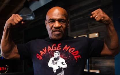 """Boxe, Tyson: """"Non sono più vegano, mi serve carne"""""""