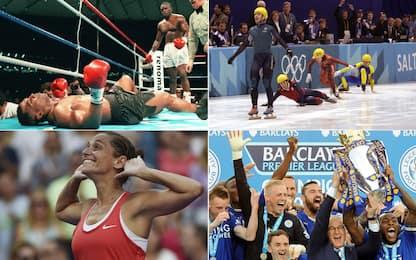 Tyson KO e non solo: grandi sorprese dello sport