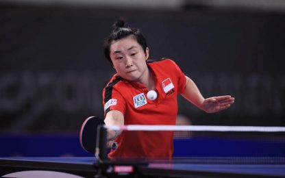World Table Tennis, il tennistavolo torna su Sky
