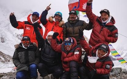 Conquistato il K2 in inverno: è la prima volta