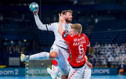 Champions pallamano, Kiel-Celje stasera su Sky