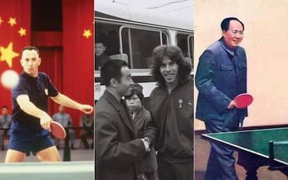 """Ping-pong diplomacy"": 50 anni fa la pace Cina-Usa"
