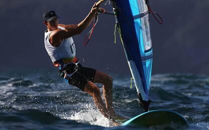 Mondiali windsurf, argento per Camboni