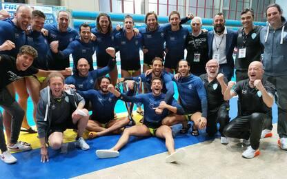 Coppa Italia alla Pro Recco: Brescia battuto 11-10