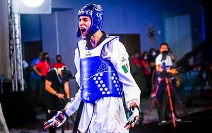 Taekwondo, Simone Alessio qualificato per Tokyo