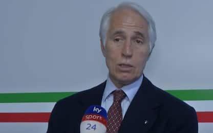 """Malagò: """"Da oggi sport italiano compatto"""""""