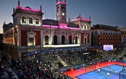 Padel, il Valladolid Master LIVE su Sky