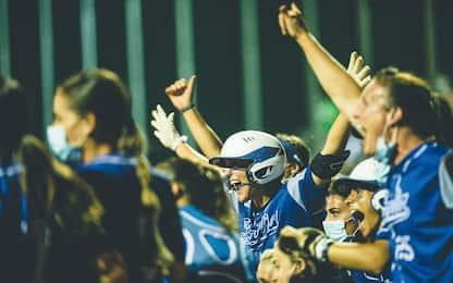 Softball, Italia campione d'Europa: Olanda ko