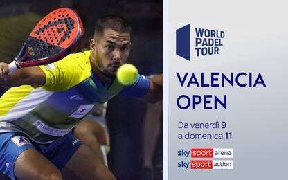 Padel, il World Tour riparte dal Valencia Open
