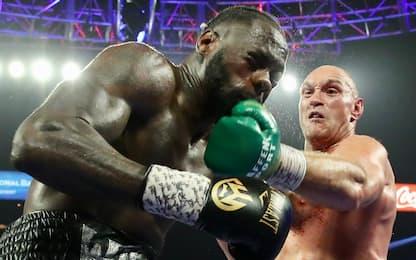 Tyson Fury vs Deontay Wilder, live in PPV su Sky