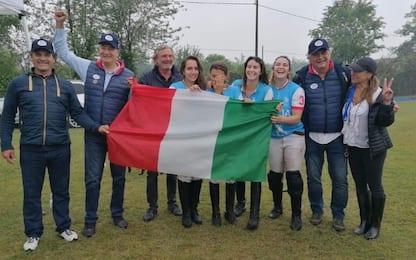L'italia batte l'Inghilterra e vince gli Europei