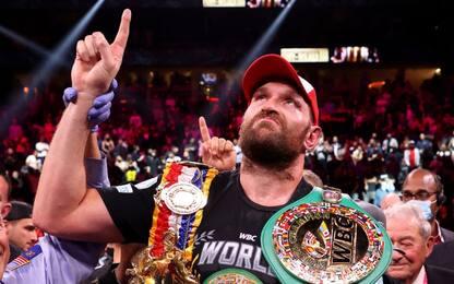 Fury ancora re dei massimi: Wilder battuto per ko