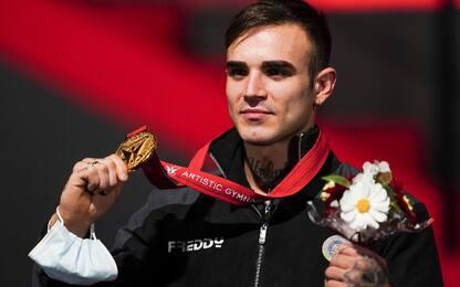 Bartolini oro mondiale, due argenti e un bronzo