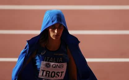 Alessia Trost cambia allenatore: lascia Tamberi