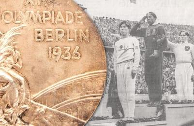 All'asta oro Jesse Owens, cifra base 1,8 mln euro