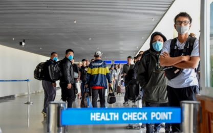 Coronavirus, rinviati mondiali atletica indoor