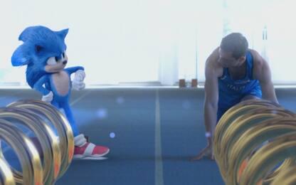 Tortu sfida Sonic aspettando l'Olimpiade di Tokyo