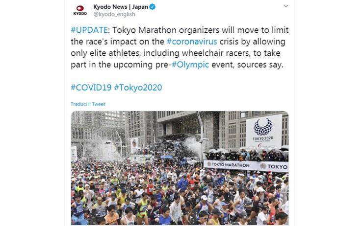 Maratona Tokyo