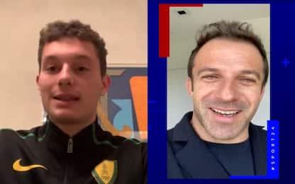 """Tortu: """"Proverò i 200"""". Poi lo chiama Del Piero..."""