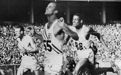 Morto Morrow, re dello sprint a Melbourne 1956