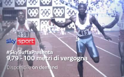 9,79: 100 metri di vergogna