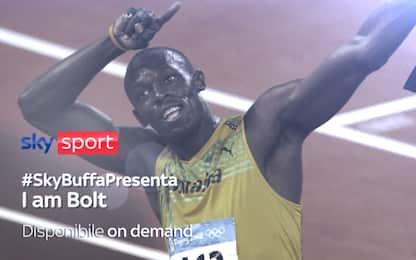 I am Bolt il film sull'uomo più veloce del pianeta