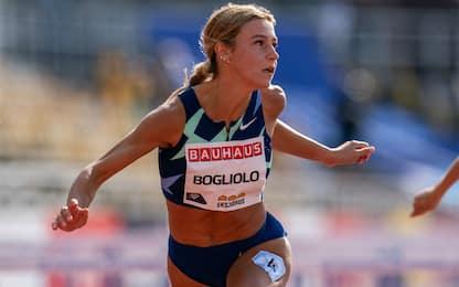 Stoccolma: Bogliolo, storica vittoria nei 100hs