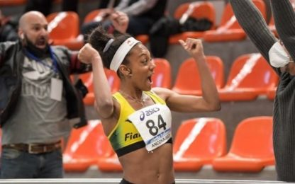 Iapichino, 6.91 e record del mondo under 20 indoor