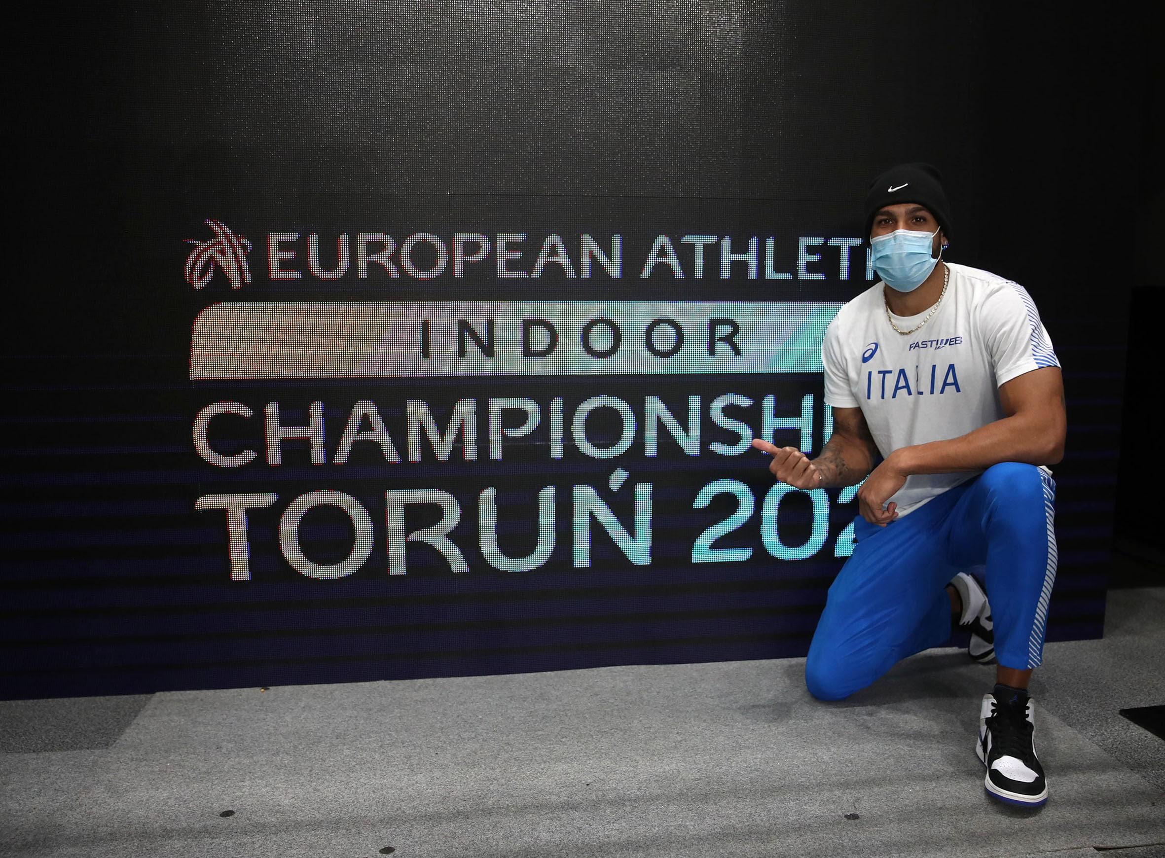 Torun (Polonia), 4-7 /03/ 2021 Campionati Europei Indoor di Atletica Leggera - EAA European Athletics Indoor Championships - Foto Giancarlo Colombo/A.G.Giancarlo Colombo