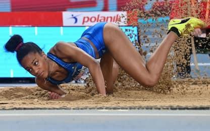 Euroindoor, Iapichino vola in finale nel lungo