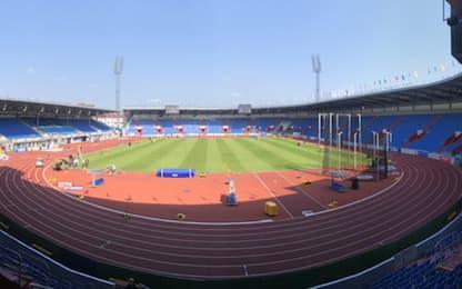 World Athletics Tour ad Ostrava, oggi LIVE su Sky