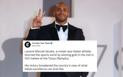 """Jacobs """"eccellenza italiana"""" per il New York Times"""