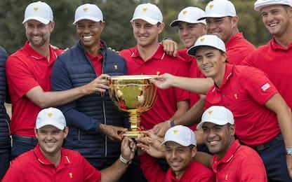 Woods esalta gli USA: capitano di Ryder Cup 2022?