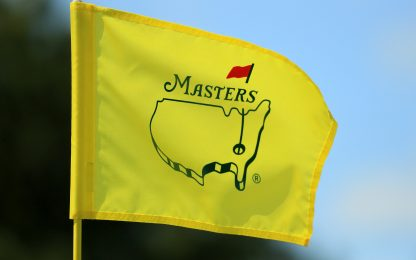 Il golf si ferma, posticipato l'Augusta Masters